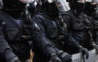 Тяжелая военная техника и перекрытые дороги: протесты под Полтавой (видео)