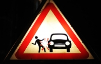 На Полтавщине автомобиль сбил девушку, водитель сбежал