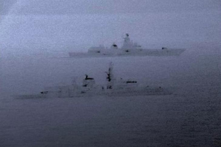 Русский  ВМФ хочет  строить вКалининграде военные корабли огромного  водоизмещения