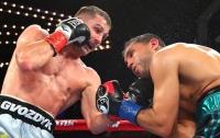Украинский боксер стал временным чемпионом WBC