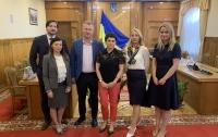 У Центральній виборчій комісії відбулася зустріч з членами спостережної місії ENEMO