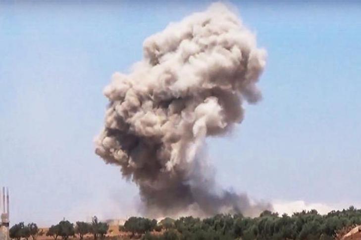 ВЙемене в итоге авиаудара погибли 20 человек
