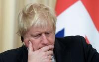 Борис Джонсон ушел в отставку