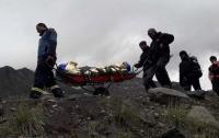 В Карпатских горах погиб турист