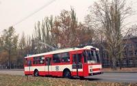 В Николаеве произошла массовая драка в троллейбусе (видео)
