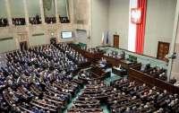 Сейм Польши призвал Германию отказаться от