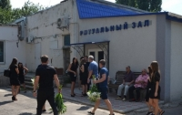 Николаевский бизнесмен захватил морг и зал прощания в больнице