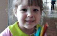 Под Киевом нашли трехлетнюю девочку: ищут родных