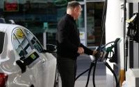 Топливо в крупных сетях АЗС дешевеет