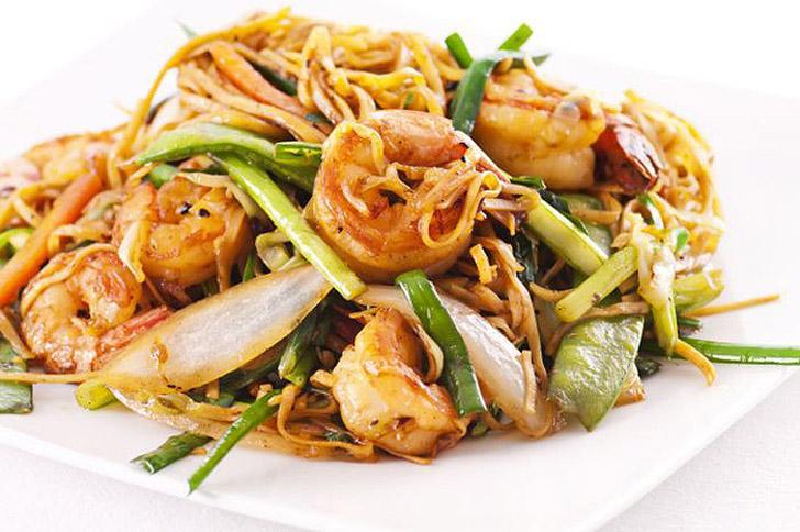 Топ-10 самых калорийных блюд в американских ресторанах