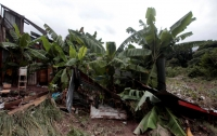 12 человек погибли и 23 тыс. пострадали от ливней в Центральной Америке