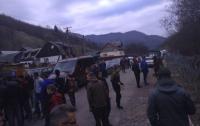 Жители Закарпатья устраивают провокации пограничникам