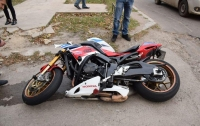 Смертельное ДТП в Николаеве: грузовик снес мотоциклиста