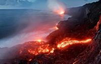 На Гавайях образовалось ядовитое облако из-за извержения вулкана