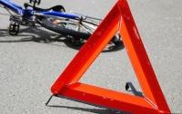 Во Львовской области полицейская насмерть сбила велосипедистку