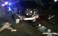 Стрельба в Ивано-Франковске: столичных