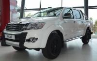 Toyota выпустит специальную версию популярного пикапа