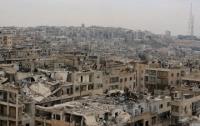 Медицинский конвой обстреляли в Алеппо, есть раненые