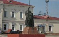 В Одесской обл. демонтировали памятник Котовскому