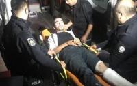 В Стамбуле беглый преступник напал на людей