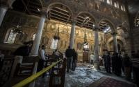 Неизвестный обстрелял церковь в Египте