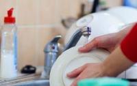 Установлен мировой рекорд по мытью посуды