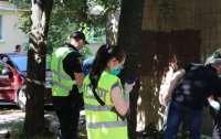Завернутое в ковер тело мужчины нашли в центре Харькова