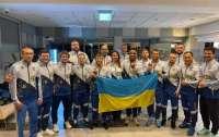 Украинцы выиграли три