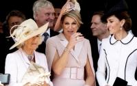 Жена принца Чарльза призвала к порядку Кейт Миддлтон и королеву Нидерландов (видео)
