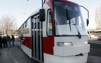 В Запорожье кому-то «режут глаз» новые трамваи