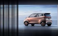 Nissan представил новый футуристический электромобиль