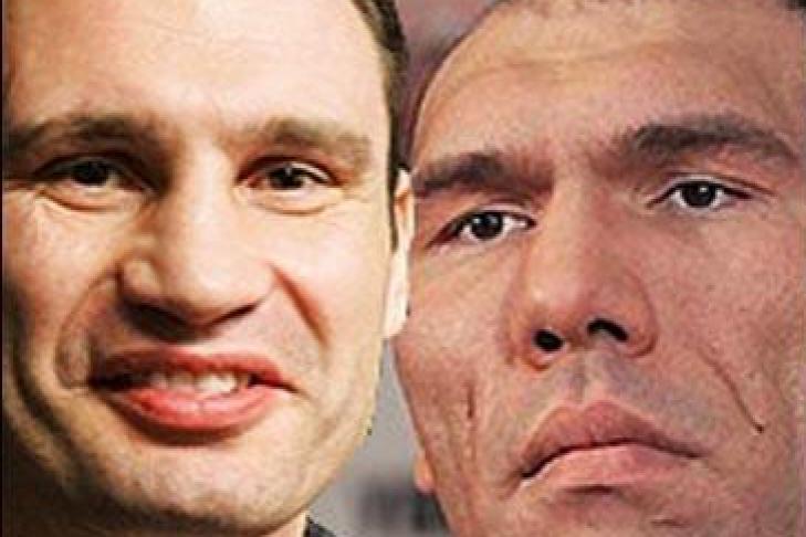 Кличко vs. Валуев: Гельзенкирхен. 29 мая - БОРИСПОЛЬ ИНФО