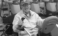 111-летний американец до последнего дня ходил в спортзал