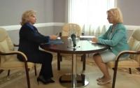 Денисова встретилась в Киеве с российской коллегой, договорились о медицинской помощи
