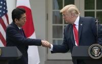 Трамп посетит Японию в конце мая