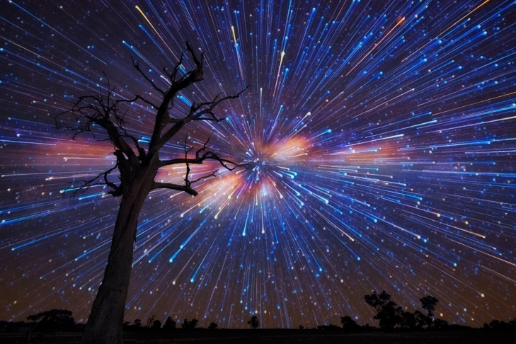 Украинцы смогут увидеть последний в2015г. звездопад
