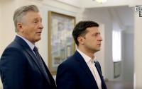 Российский Яндекс купил сериал украинского президента