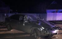 ДТП под Киевом: подросток на авто сбил двух девушек и сбежал