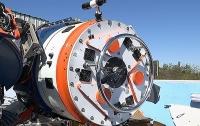 Журналистам показали самый большой в Украине телескоп (ВИДЕО)