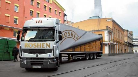 Работа липецкой фабрики Roshen останавливается по