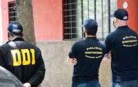 Полиция устроила обыски у психиатра Марадоны
