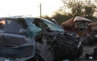 Смертельное ДТП под Винницей: авто вылетело на встречную полосу
