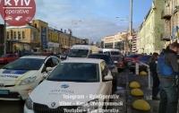 В Киеве произошла еще одна перестрелка, есть пострадавшие