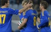Сборная Украины победила США в товарищеском матче