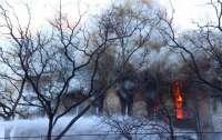 Пожар в Одессе: сигналов о тревоге в колледже не было