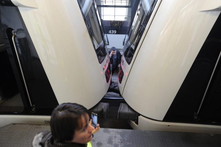ВБудапеште столкнулись два поезда метро: дев'ять человек госпитализированы вбольницу