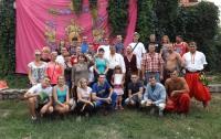 На острове Хортица состоялся спортивный фестиваль «Энергия молодежи»