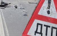 В Запорожье 17-летняя девушка протаранила полицию и сбила пешеходов (видео)