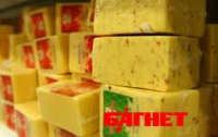 Украина сократила экспорт сыров на 12,8% - Миндоходов