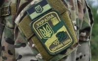 Минобороны: на Донбассе погиб украинский военнослужащий